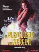 Il plenilunio delle vergini - Italian Movie Cover (xs thumbnail)
