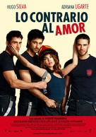 Lo contrario al amor - Spanish Movie Poster (xs thumbnail)