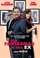 Ghosts of Girlfriends Past - Argentinian Movie Poster (xs thumbnail)