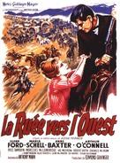 Cimarron - French Movie Poster (xs thumbnail)