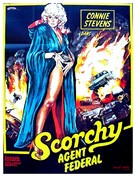 Scorchy - French Movie Poster (xs thumbnail)