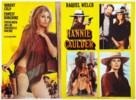 Hannie Caulder - Indian Movie Poster (xs thumbnail)