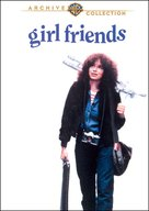 Girlfriends - Movie Cover (xs thumbnail)