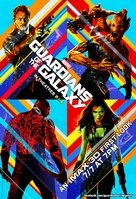 Guardians of the Galaxy - Movie Poster (xs thumbnail)
