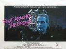 Fort Apache the Bronx - British Movie Poster (xs thumbnail)
