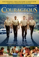Courageous - DVD cover (xs thumbnail)