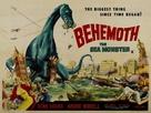 Behemoth, the Sea Monster - British Movie Poster (xs thumbnail)