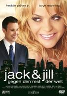 Jack and Jill vs. the World - German Movie Cover (xs thumbnail)