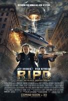 R.I.P.D. - British Movie Poster (xs thumbnail)