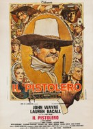 The Shootist - Italian Movie Poster (xs thumbnail)
