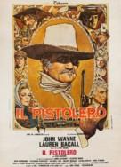The Shootist - Italian Movie Poster (xs thumbnail)