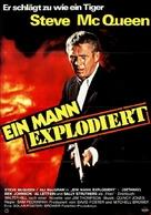 The Getaway - German Movie Poster (xs thumbnail)
