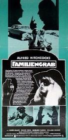 Family Plot - German Movie Poster (xs thumbnail)