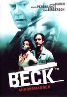 """Beck"" Annonsmannen - Swedish poster (xs thumbnail)"