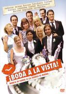 Standing Still - Spanish DVD cover (xs thumbnail)