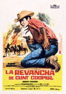 The Quick Gun - Spanish Movie Poster (xs thumbnail)