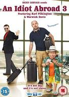 """An Idiot Abroad"" - British DVD cover (xs thumbnail)"