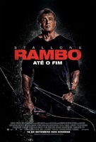 Rambo: Last Blood - Brazilian Movie Poster (xs thumbnail)
