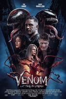 Venom: Let There Be Carnage - Austrian Movie Poster (xs thumbnail)