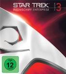 """Star Trek"" - German Blu-Ray movie cover (xs thumbnail)"