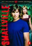 """Smallville"" - Belgian DVD movie cover (xs thumbnail)"