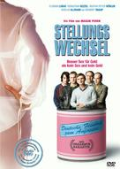 Stellungswechsel - German DVD movie cover (xs thumbnail)