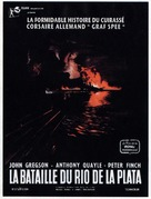 The Battle of the River Plate - French Movie Poster (xs thumbnail)