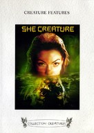 Mermaid Chronicles Part 1: She Creature - French DVD movie cover (xs thumbnail)