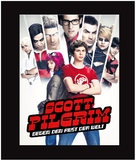 Scott Pilgrim vs. the World - Swiss Movie Poster (xs thumbnail)