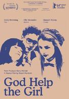 God Help the Girl - British Movie Poster (xs thumbnail)