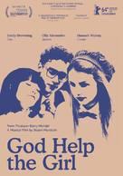 God Help the Girl - British Movie Poster (xs thumbnail)