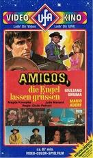 ...e per tetto un cielo di stelle - German VHS cover (xs thumbnail)