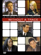 """""""Without a Trace"""" - Argentinian DVD cover (xs thumbnail)"""
