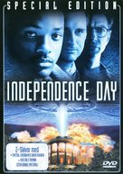 Independence Day - Swedish DVD cover (xs thumbnail)