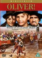 Oliver! - British DVD cover (xs thumbnail)