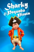 Käpt'n Sharky - Mexican Movie Cover (xs thumbnail)