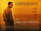 The English Patient - British Movie Poster (xs thumbnail)