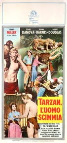 Tarzan, the Ape Man - Italian Movie Poster (xs thumbnail)