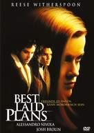 Best Laid Plans - German DVD movie cover (xs thumbnail)