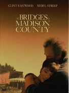 The Bridges Of Madison County - DVD movie cover (xs thumbnail)