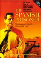 The Spanish Prisoner - Australian Movie Cover (xs thumbnail)