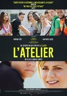 L'atelier - Italian Movie Poster (xs thumbnail)
