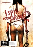 I Spit on Your Grave 2 - Australian DVD movie cover (xs thumbnail)