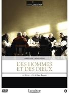 Des hommes et des dieux - Belgian DVD cover (xs thumbnail)