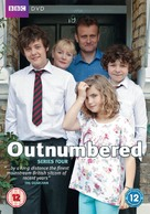 """Outnumbered"" - British DVD cover (xs thumbnail)"