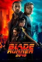 Blade Runner 2049 - Greek Movie Poster (xs thumbnail)