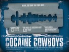 Cocaine Cowboys - British Movie Poster (xs thumbnail)