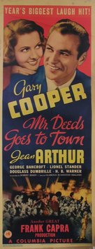 Mr. Deeds Goes to Town - Movie Poster (xs thumbnail)