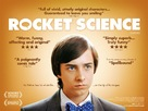 Rocket Science - British Movie Poster (xs thumbnail)
