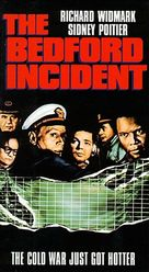 The Bedford Incident - VHS cover (xs thumbnail)